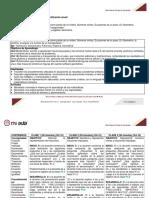 Planificacion Clase a Clase Mes de Septiembre Unidad 3 Matematica 4to Basico