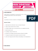 La-Coma-para-Tercero-de-Secundaria.doc