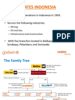 COATES INDONESIA - Godwin Presentation Baturaja