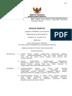 Peraturan-bupati-2015-98 Tentang Job Grading Kab Bantul