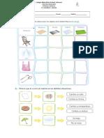 Guía de Tipos de Materiales