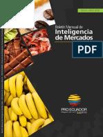 Boletín Mensual de Inteligencia de Mercados - Ecuador
