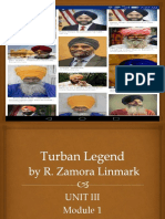 MODULE 1 Turban Legend