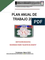 PAT VU 2019