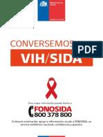 Conversemos sobre VIH-SIDA MINSAL