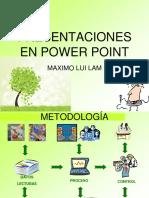Tmeu Presentacion Power Point Recomienda