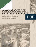 Psicologia e Subjetividade Eletronico