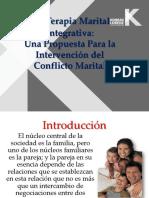 La Terapia Marital Integrativa