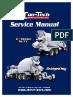 Con-Tech Service Manual Rev 1_3 Xe Bon Tron