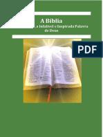 A Bíblia INERANTE PALAVRA DE DEUS.docx