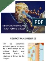 Neurotransmisores y sueño
