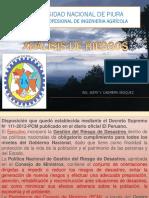 GESTION DE RIESGOS - ORDENAMIENTO TERRITORIAL