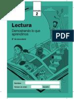 Cuadernillo_ENTRADA2_lectura_2do_grado Sec (20 Item 16 Pag) Annie Cohen