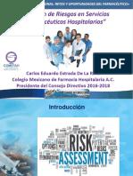 gestion de riesgos en farmacia hospitalaria