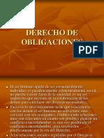 Derecho de Obligaciones 22-08-17