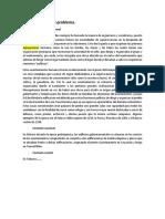 Planteamiento Del Problema, Objetivo General y Particulares 2 -180819
