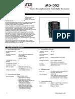CA0121 Manual - Spanish