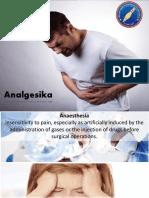 Analgesik & Anestetik-1