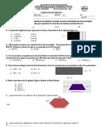 Examen Final de Mate II