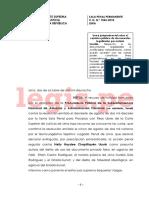 Carácter Público de Documentos Legalizados Norario