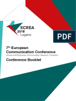 Conference Booklet