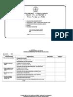 Perangkat Pembelajaran PLBJ Kelas 5 Semester 1 Taty