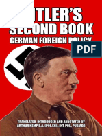 Hitlers Second Book Kemp