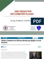 5-Redaccion y Plagio