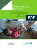 Las infancias diversas estudio fenomenológico de la niñez de ceroa tres años en cuatro pueblos indígenas de la amazonía peruana.pdf