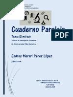 Cuaderno Paralelo Método