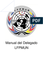 Manual Del Delegado ONU