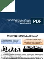 Presentación Movilidad Humana