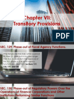 Chapter VII_ Transitory Provisions