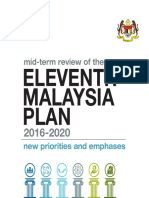 Mid-Term Review of 11th Malaysia Plan