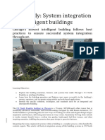 1. Case Study_intelligent Building