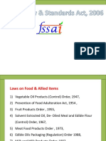 Indian Foosdsafety Act 2006