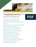 Deutsche Gold Manufaktur GmbH Erfahrungen Bewertung