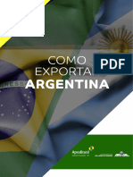Como Exportar Argentina (2017)
