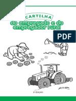 Cartilha Tabalhador Rural