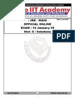 JEE Main 2019 Online Slot-2-SOL-12-01-2019.pdf
