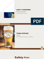 Tracing Dissolved Oxygen Pickup in Beer Packaging