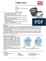 Face Shield Combo 4644 PIS