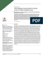 PLoS ONE_2019_Divu D_Intercropping of Marine Finfish in Shrimp Ponds_pompano
