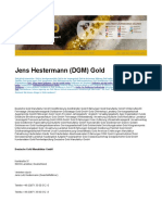 Jens Hestermann (DGM) Gold