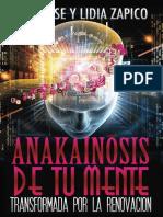 Anakainosis de Tu Mente - Jose Zapico
