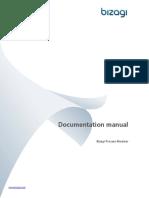 Documentation Manual - Bizagi Process Modeler