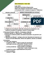 AULA - SEGUNDO REINADO (versão síntese)