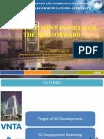 S1.5 [VNTA] 5G development in Vietnam the way forward.pptx