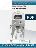 ISTblast Wet Blast System Instruction Manual