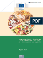 Forum Food Final Report 2014 & Cover